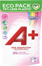 A  920Ml Sensitive Color Täyttöpakkaus Pyykinpesuneste