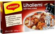 Maggi Lihaliemi Liemikuutio 10 Kpl/100G