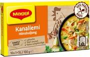 Maggi Kanaliemi Liemikuutio 10Kpl/100G