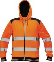 Cerva Knoxfield Hi-Vis Huppari Oranssi