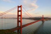 Fototapetti Golden Gate Ms-5-0015 3,75M X 2,5M
