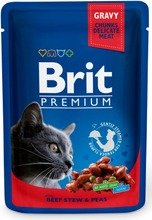 Brit Premium Cat Liha-...