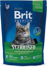Brit Premium Cat Steriloiduille Kissoille 1,5 Kg
