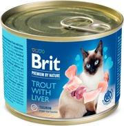 Brit Premium By Nature Taimen-Maksa 200 G