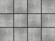 Fulda grey 10x10