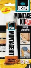 Bison Asennusliima Montagekit Super Strength 125G
