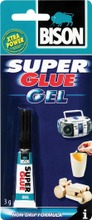 Bison Pikaliima Super Glue Gel 3G