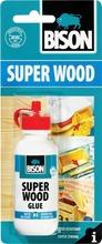 Bison Puuliima Wood Glue D3 75Ml