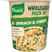 Knorr Snack Pot Wholegrain Spinach & Cheese 60 G