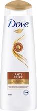 Dove Shampoo Anti-Frizz Oil Therapy 250 Ml