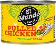 El Mundo 200G Mexican Salsa Nyhtökanaa