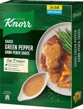Knorr Kastikeaines Viherpippurikastike 3X22g