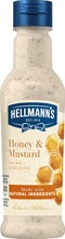 Hellmann's 210 Ml Salaattikastike Honey & Mustard