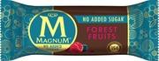 Magnum 90Ml 65G Jäätelöpuikko No Added Sugar Raspberry