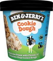 Ben & Jerry's Jäätelöpakkaus Cookie Dough 465Ml/406G