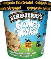 Ben & Jerry's Jäätelöpakkaus Fairway To Heaven 465Ml/411G