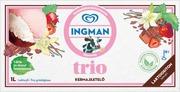 Ingman Jäätelöpakkaus Trio 1000Ml/480G