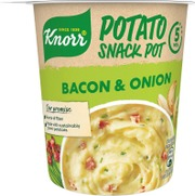 Knorr Snack Pot Bacon & Onion 51 G
