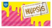 Ingman Hupsis! Jäätelöpakkaus suklaa-kinuski-pähkinä 1L/ 506 g