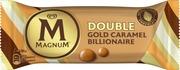 Magnum Jäätelöpuikko Double Gold Caramel Billionaire 85 Ml