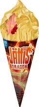 Ingman Jättis Jäätelötuutti Dragon 195 Ml