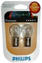 Philips P21/4W Premium Autolamppu Jarru/Takavalo 12V 21/4W 2Kpl