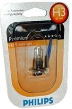 Philips H3 Premium Autolamppu 12V 55W