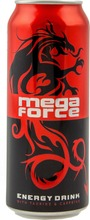 Mega Force 0,5L Energy Drink Energiajuoma