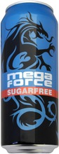 Sugarfree energy drink...