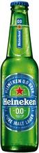 Heineken 0,0% Alkoholiton Olut 0,33 L