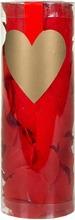 Ruusun Terälehdet Punainen ~288Kpl