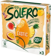 Solero  3X90ml Exotic Monipakkaus