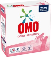 Omo Pyykinpesujauhe Color Sensitive 1,26 Kg