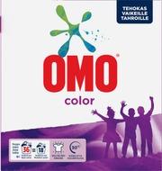Omo Pyykinpesujauhe Color 1,26 Kg