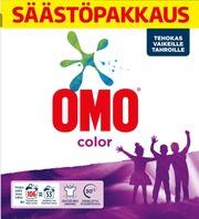 Omo Pyykinpesujauhe Color 3,72Kg