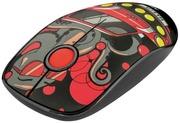 Trust sketch langaton hiiri punainen