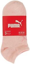 Puma varrettomat sukat 3 paria
