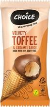 Choice Jäätelötuutti Toffee 150Ml/100G