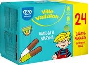 Ingman Ville Vallaton 840ML / 552g monipakkaus Vanilja-Päärynä