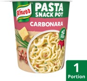 Knorr Snack Pot Carbon...