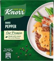 Knorr Kastike Pippuri 300 Ml