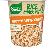 Knorr Snack Pot Risotto kanalla 75 g