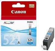 Canon Cli-521 Mustepatruuna Syaani