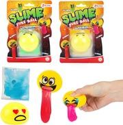 Slime Puke Emojipallo Limalla