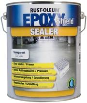 Rust-Oleum Epoxyshield Sealer 5L Väritön Pölysuoja Betonille