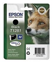 Epson T1281 Mustepatruuna Musta