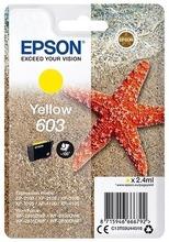 Epson 603 mustepatruuna keltainen