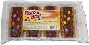 Nora Disco Bits Karamellitäytekeksi 200G