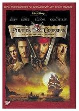 Pirates Of The Caribbean - Mustan Helmen Kirous Dvd