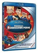 Riemukas Robinsonin Perhe Blu-Ray